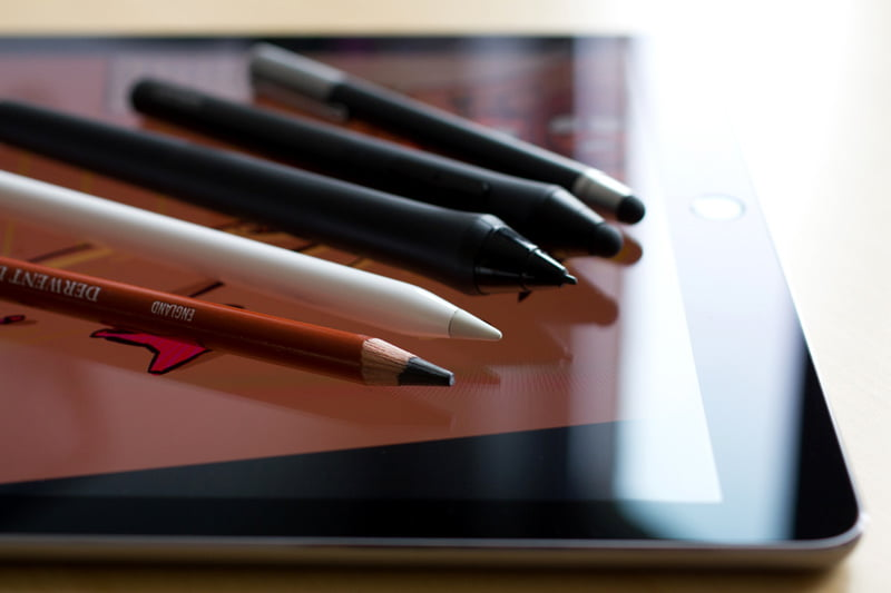 Apple Pencil, iPad Pro, iPencil, Stylus