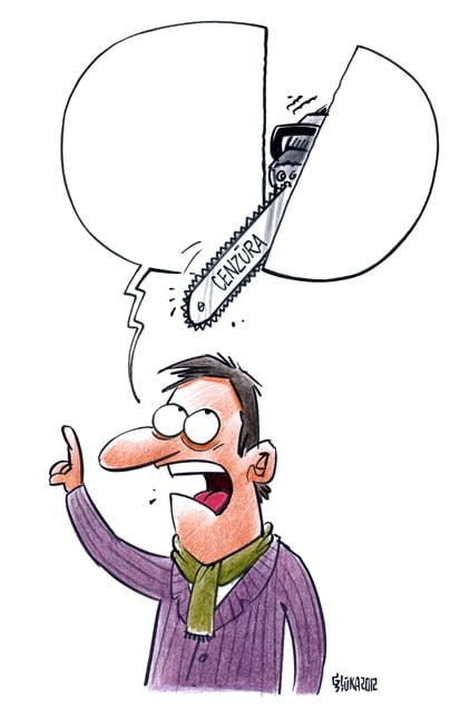 festivāla karikatūru izstāde, saruna, joks, Gatis Šļūka
