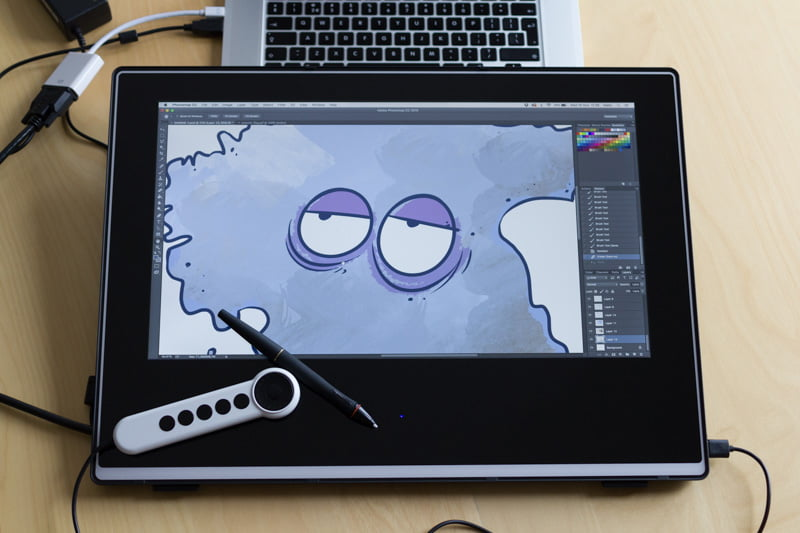 Yiynova – low cost alternative to Wacom