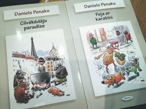 Feja ar karabīni, Cilvēkēdāju paradīze, grāmata