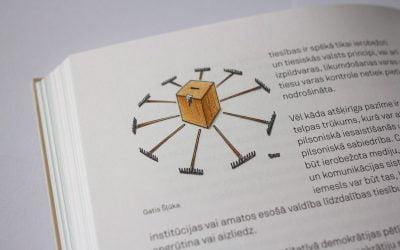 Grāmata Īsi par demokrātiju