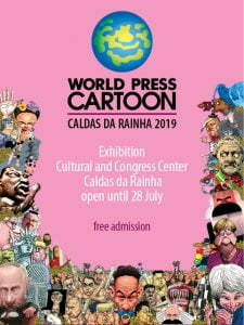 Exhibition in Caldas da Rainha 2019