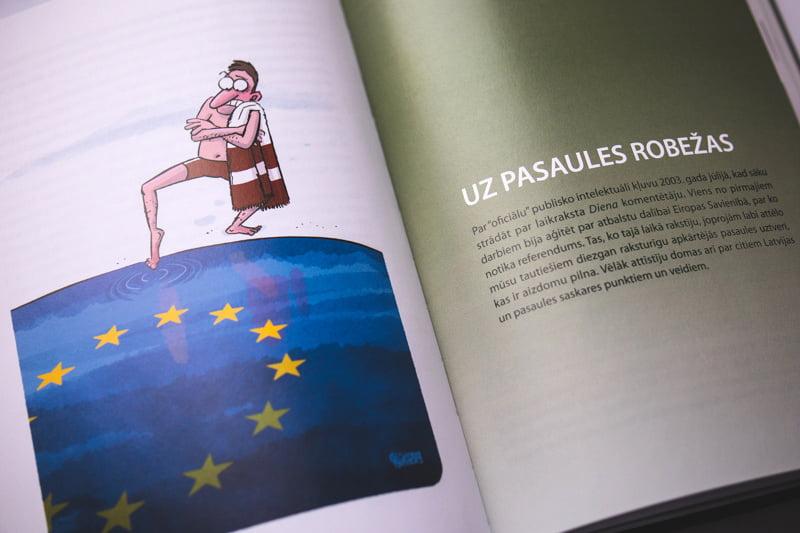 Eiropas Savienība, Latvija, latvietis